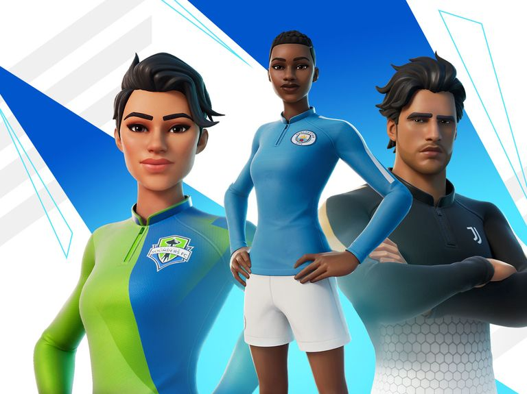 Fortnite kicks off its largest sports partnership with 23 global soccer clubs