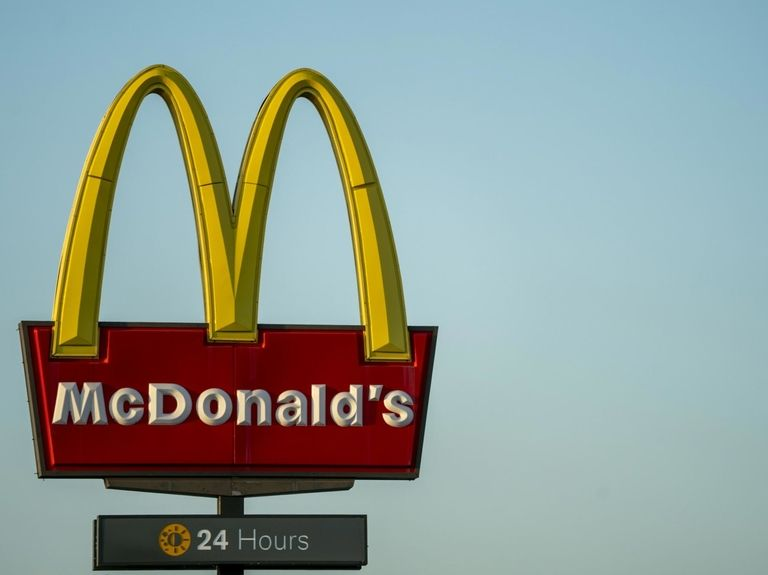 McDonald's results show uneven recovery from pandemic
