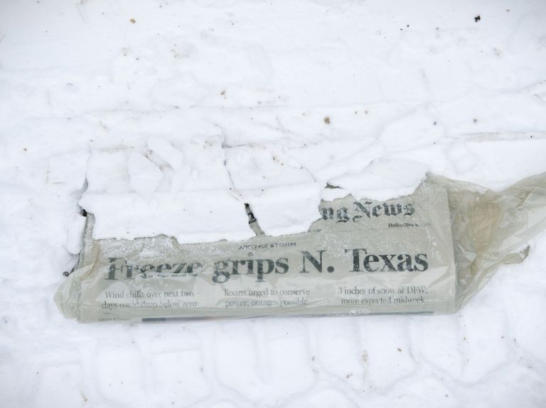 How Texas agencies are coping amid 'mayhem' caused by epic winter storm