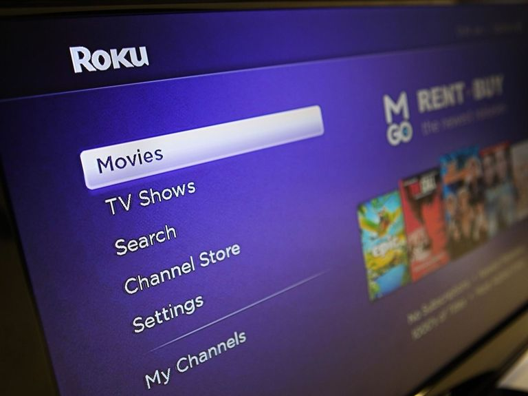 Roku gains after quarterly revenue forecast tops estimate