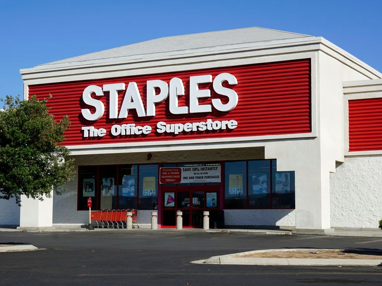 How Staples is preparing for the back-to-office shift