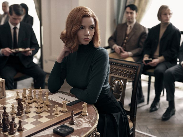 Golden Globe winner 'Queens Gambit' keeps fueling chess popularity and sales