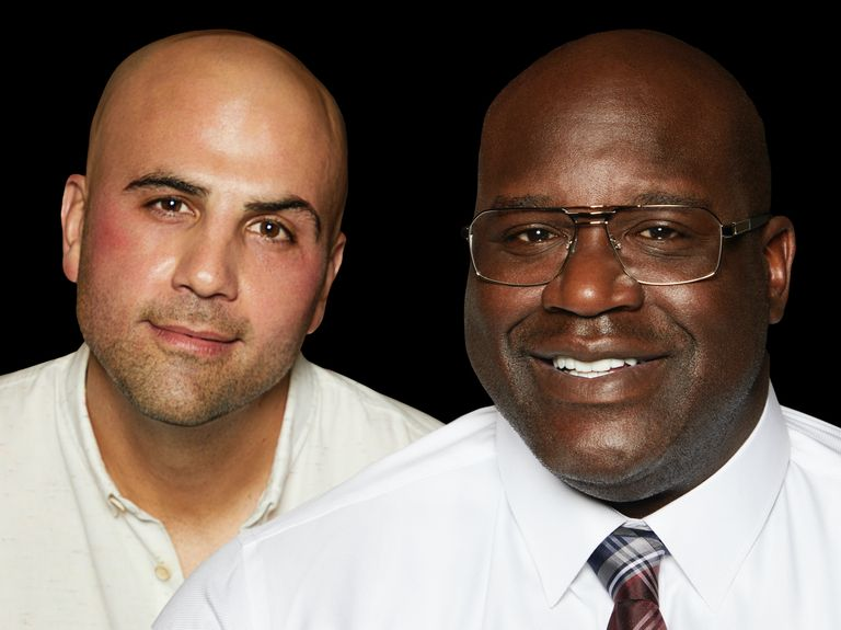 Shaquille O'Neal opens diversity-led agency with creative vet Omid Farhang