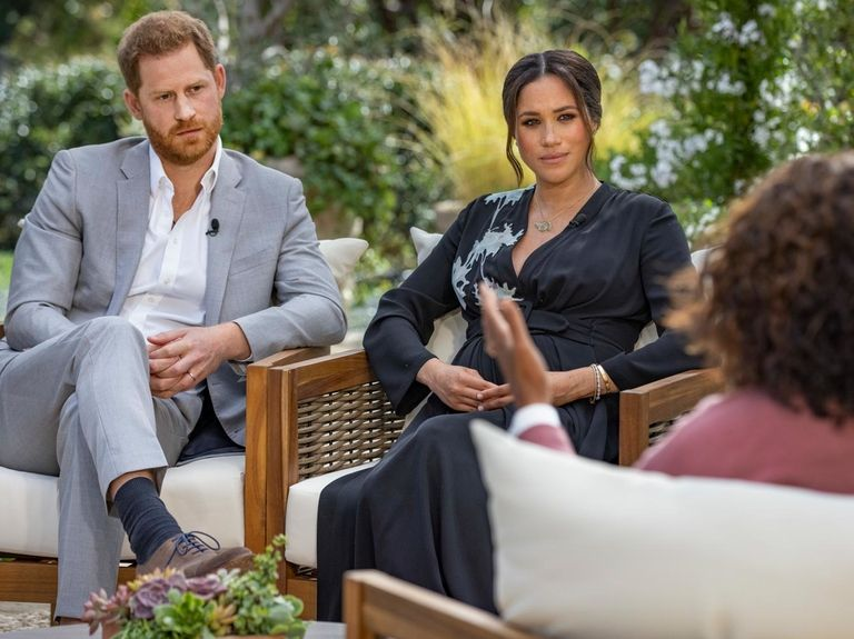 Oprah's Harry and Meghan interview draws more than 17 million viewers