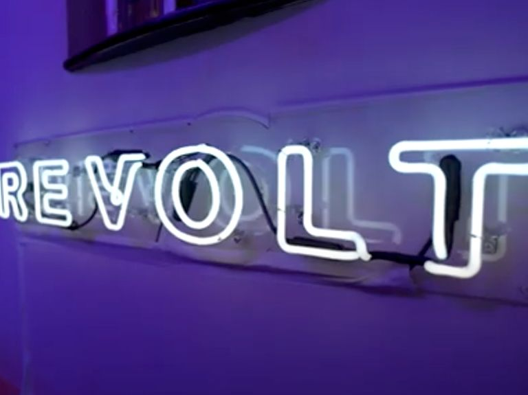 Watch: Revolt CEO outlines his vision for Diddy's network and its place in the streaming wars