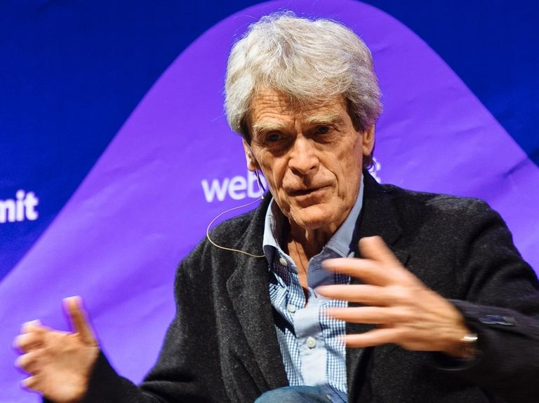 BBH founder John Hegarty signs on as chairman of Genie, a Tinder for creative talent