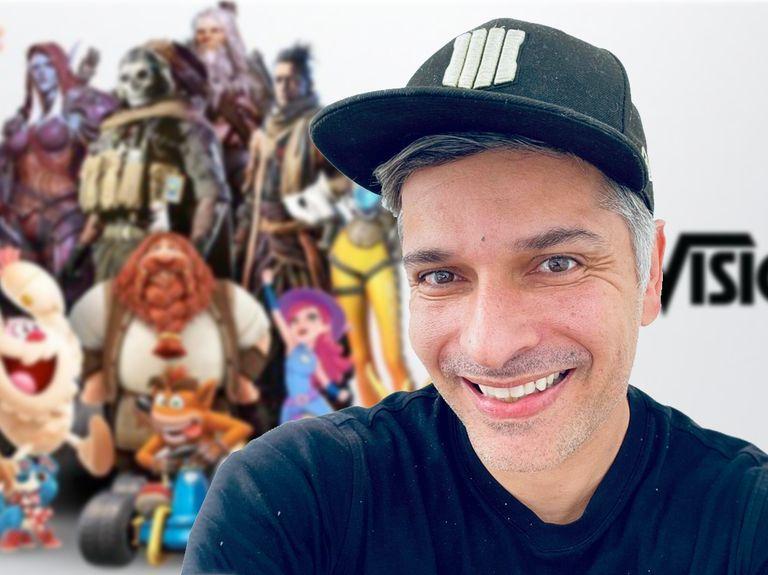 Behind Activision Blizzard's hire of 'rockstar CMO' Fernando Machado
