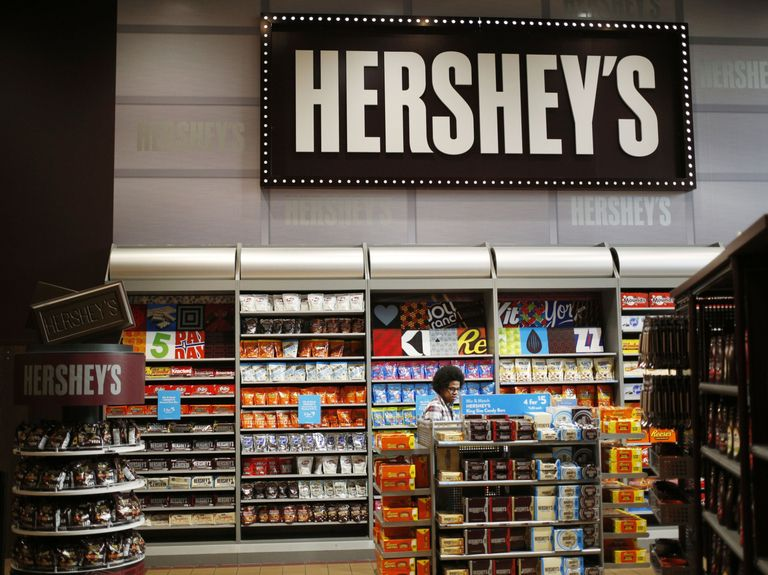 Hershey awards main media account to Horizon Media