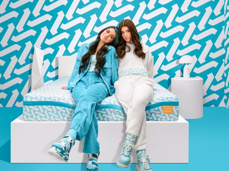 The D'Amelio sisters next TikTok brand act? A deal with mattress brand Simmons for a product line and huge social media push