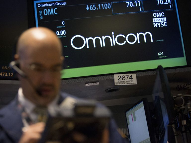 Omnicom reports decrease in organic revenue with a positive outlook for the year
