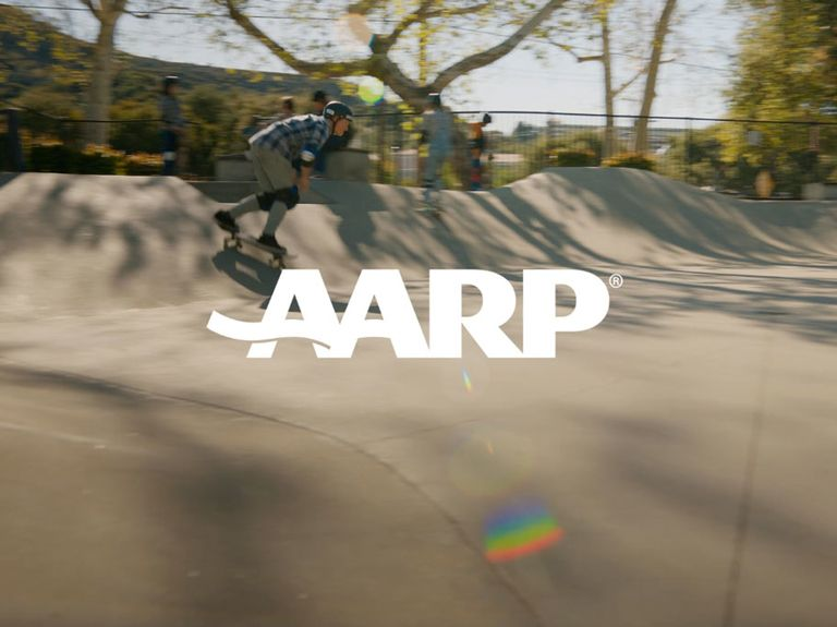 AARP rolls out its first new ads in three years, targeting its youngest audience