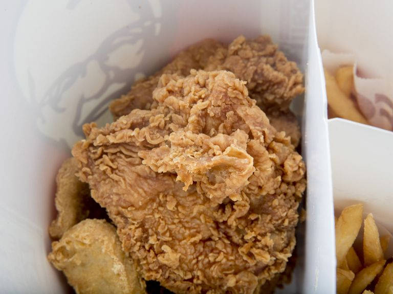 Fried-chicken craze is causing U.S. to run low on poultry