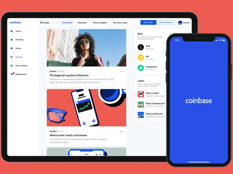The Martin Agency named creative agency for crypto company Coinbase