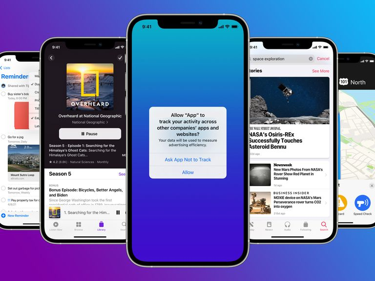 Apple iOS 14.5 users might be more amenable to being tracked by brands: Ad Age-Harris Poll