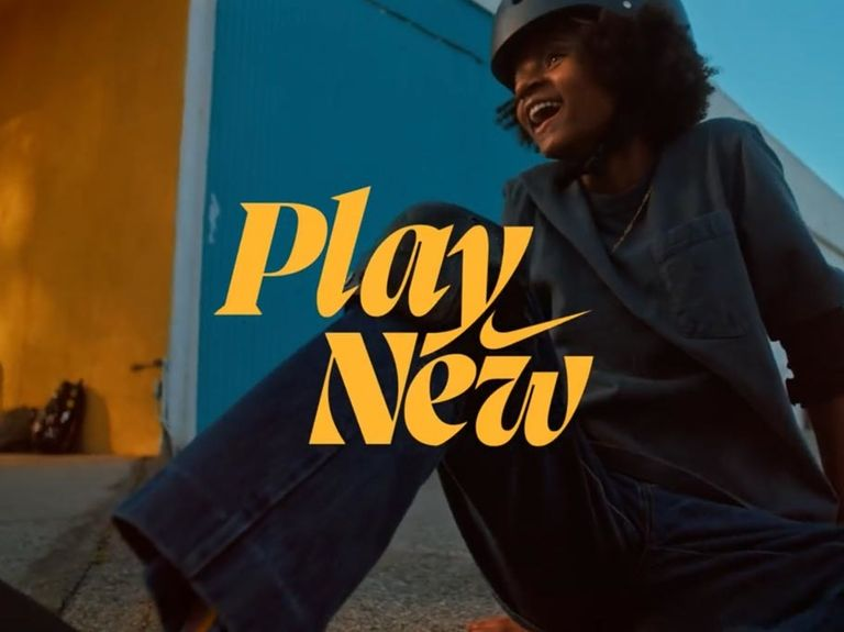 New Nike spot encourages 'giving it a shot, even though your shot is garbage'