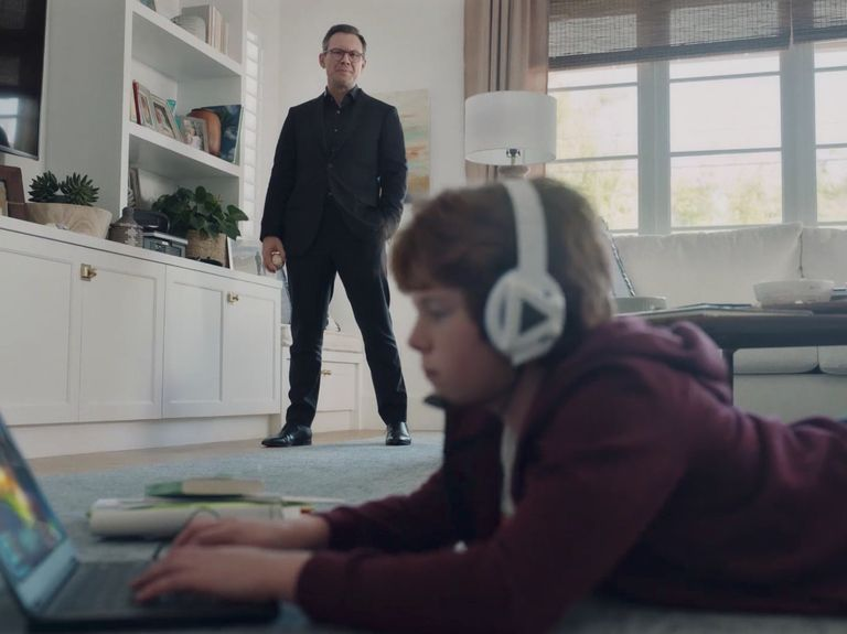 HP reboots Christian Slater's Wolf in fresh focus on cyber security at home