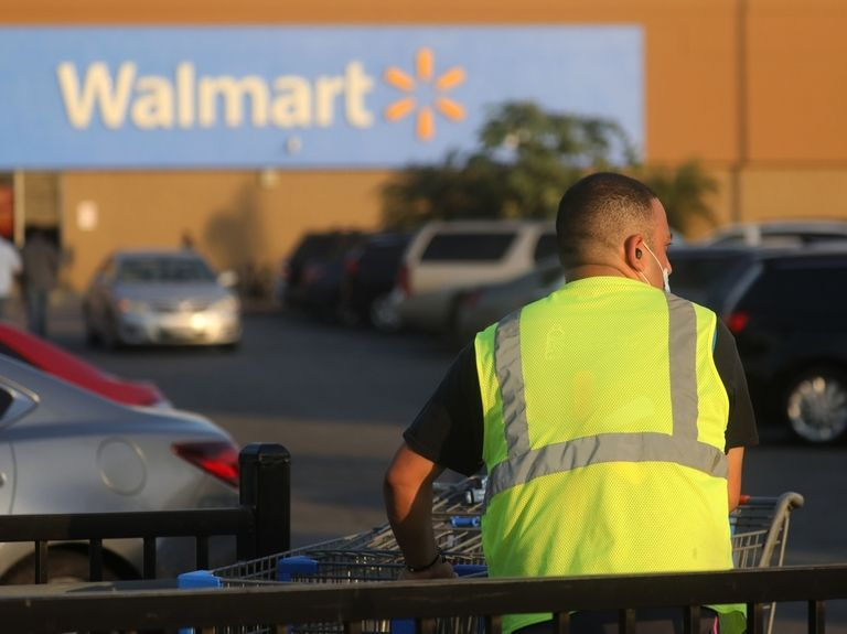 The Week Ahead: Walmart reports earnings and NBA Playoffs begin