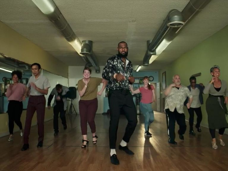Watch LeBron James salsa dance in his first ad for Mtn Dew
