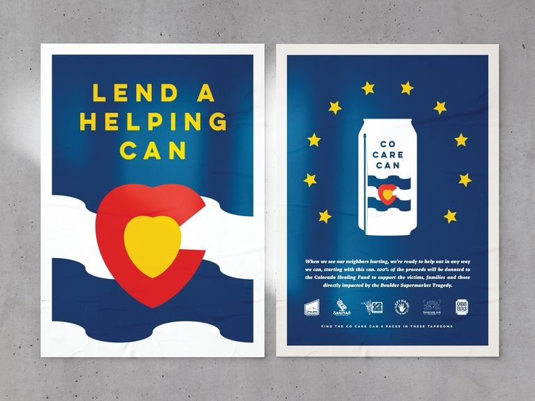 Boulder breweries raise money for shooting victims, and Dentsu releases first DE&I report: Agency Brief