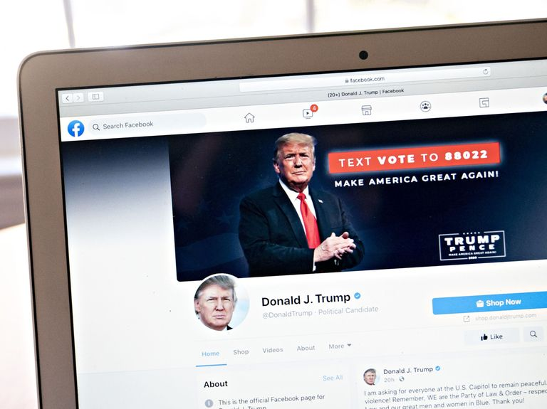 Facebook bans Trump for two years in response to board criticism