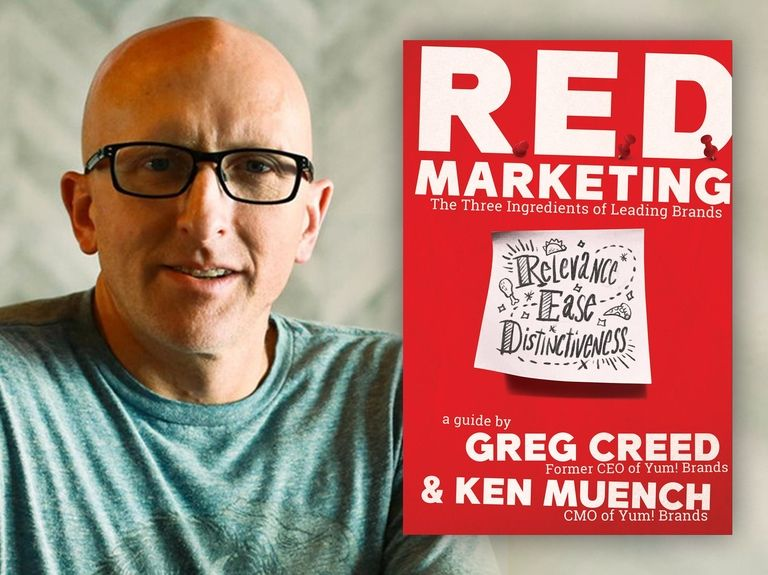 Yum Brands CMO on why marketers must leave their 'happy place'