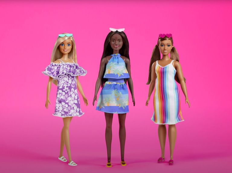Barbie goes green with new recycled doll