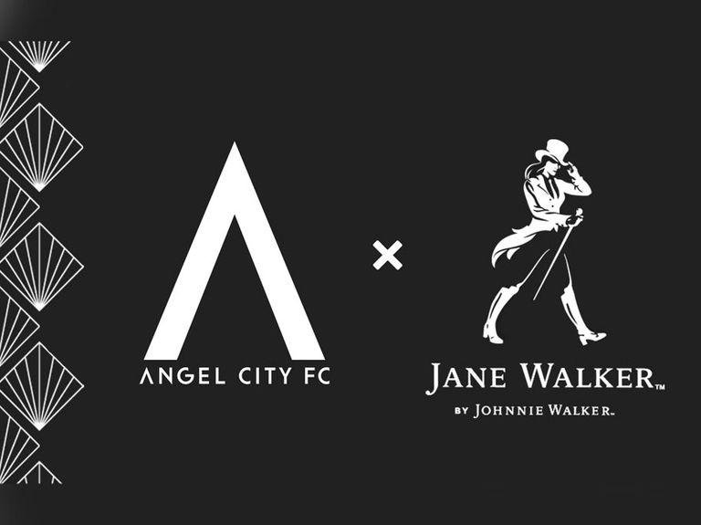 Angel City FC announces Jane Walker partnership
