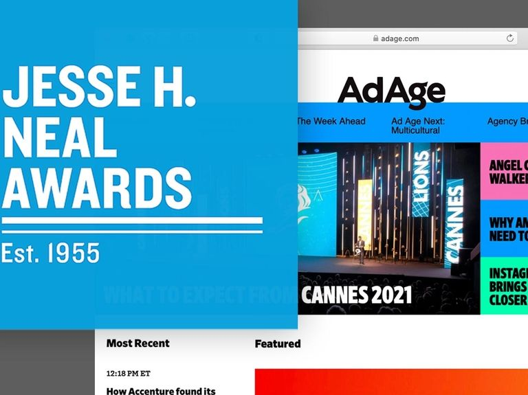 Ad Age wins 2021 Neal, Best in Business awards