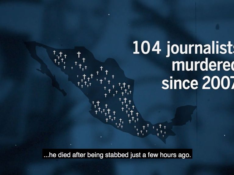 Publicis WW Mexico takes Grand Prix for Good at Cannes with voices of murdered journalists