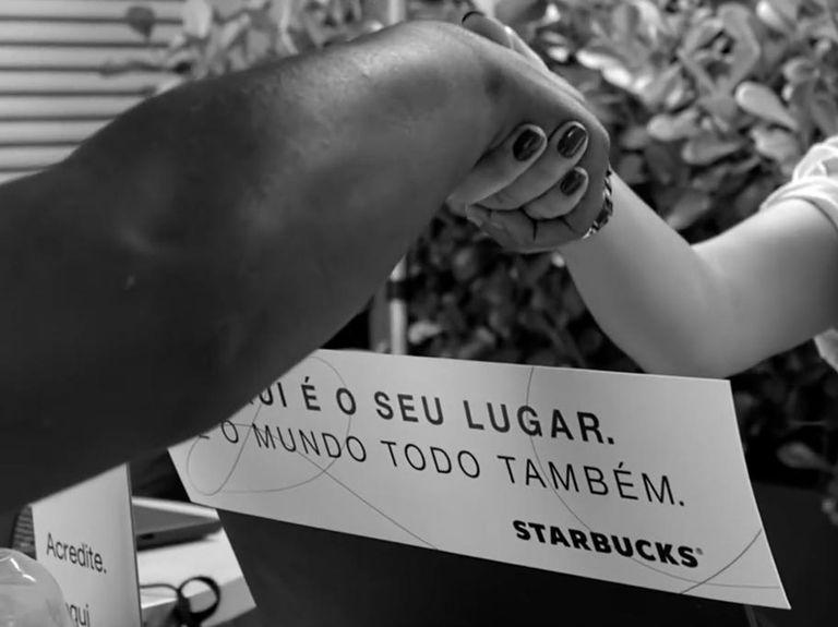 Starbucks 'I Am' wins Cannes Glass Lion for Change Grand Prix