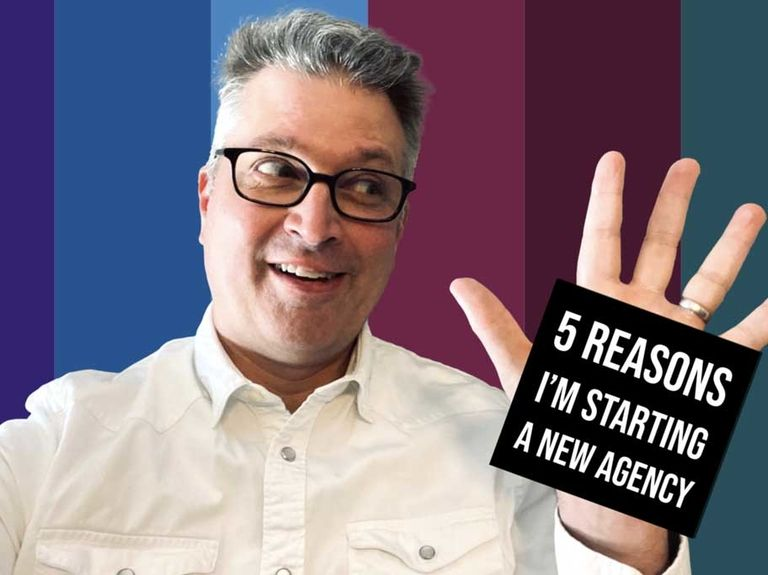 Five reasons why I'm opening my own small agency