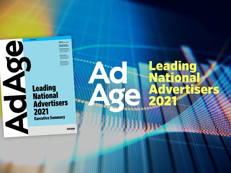 Introducing Ad Age Leading National Advertisers 2021