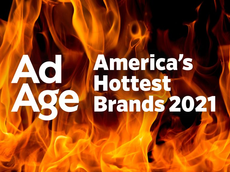 Ad Age's 2021 Hottest Brands