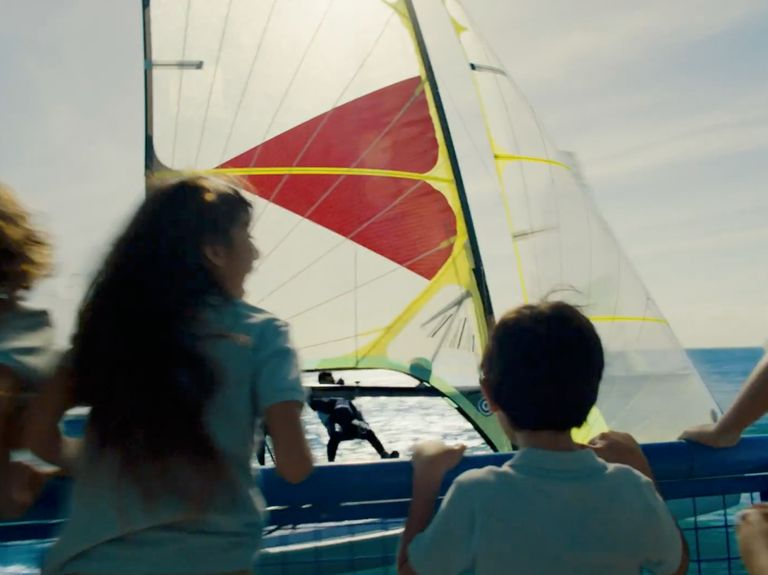 Samsung Olympics ad immerses you in the thrill of the games (even if you can't be there)