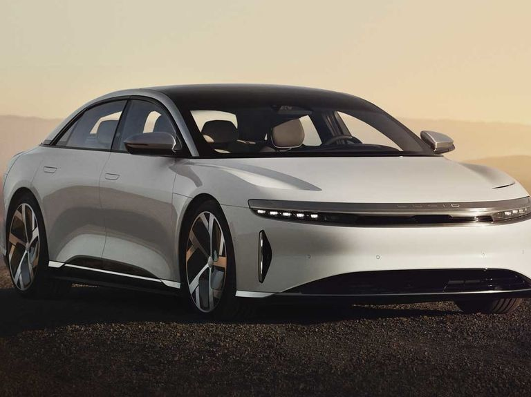 Why electric vehicle startup Lucid Motors takes 'post-luxury' marketing approach