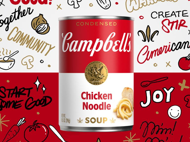 Campbell's Soup launches NFTs tied to new branding