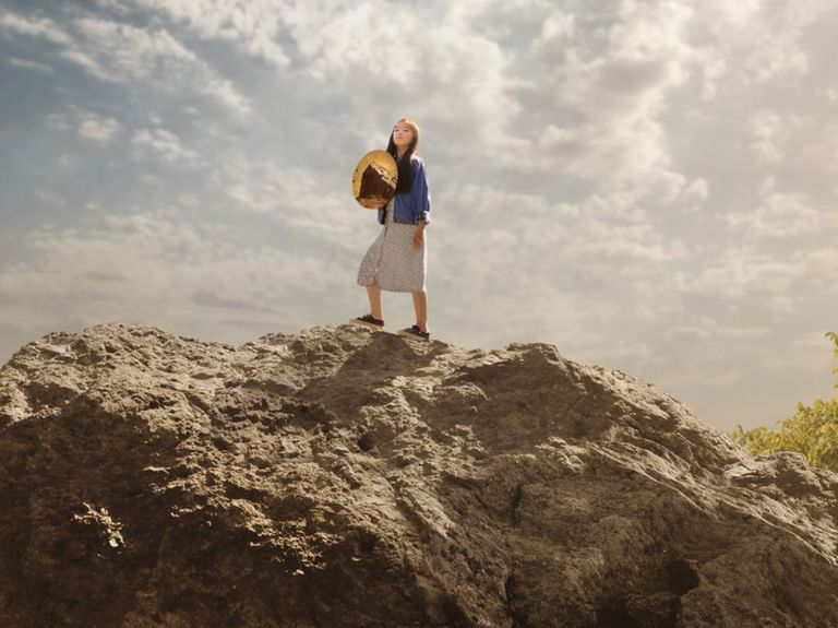 Prudential brings back its iconic rock in Olympics campaign