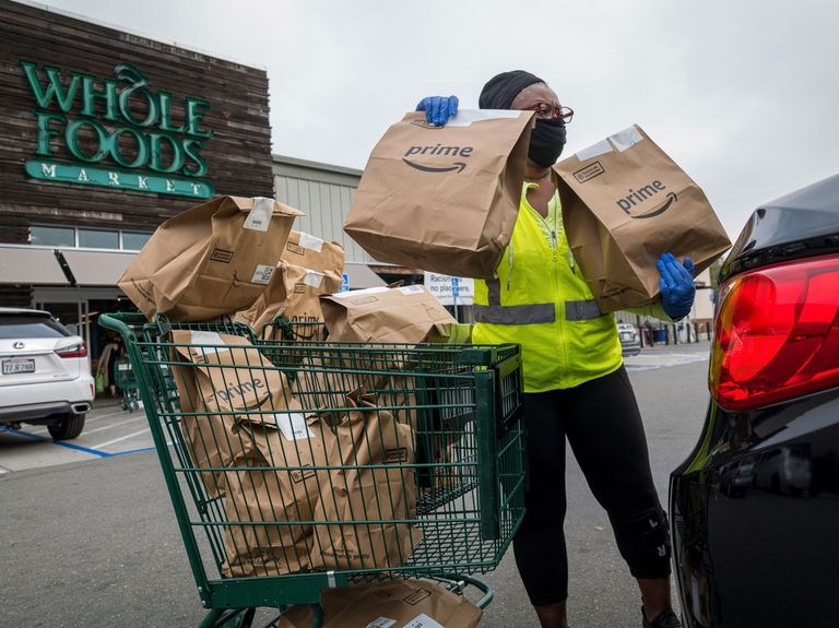 Amazon's Whole Foods tacks on a delivery fee in some U.S. cities