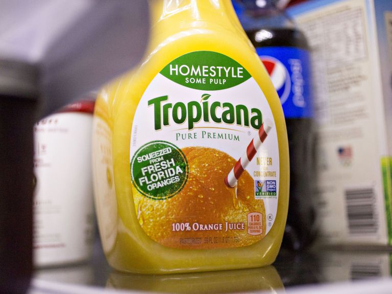 PepsiCo sells Tropicana brand to a private equity firm