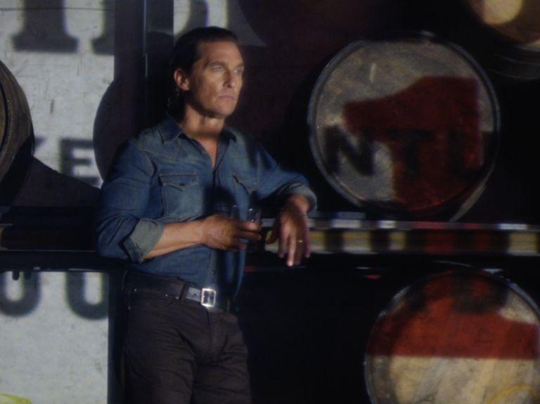 Watch Matthew McConaughey's latest Wild Turkey pitch: 'Trust Your Spirit'