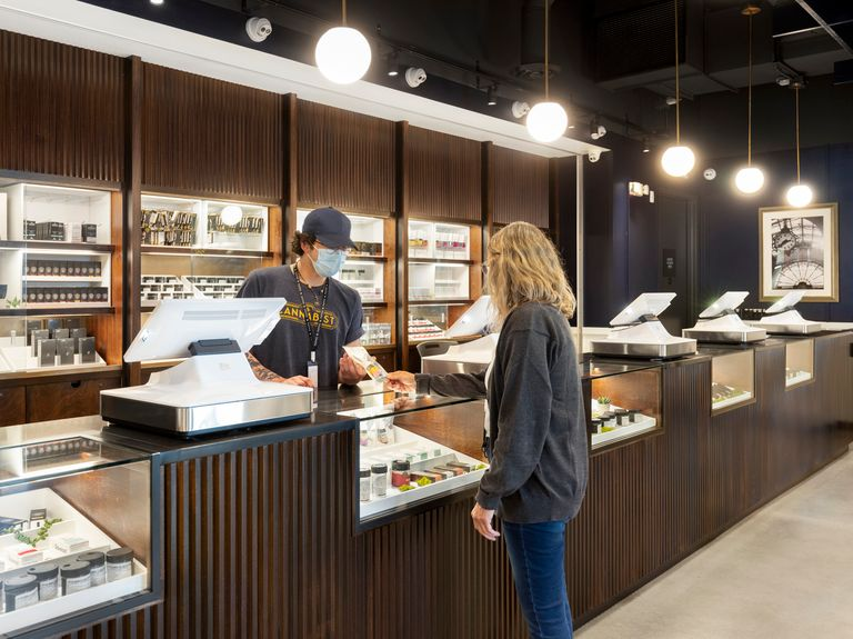Columbia Care rebrands with Apple-inspired 'Cannabist' retail experiences
