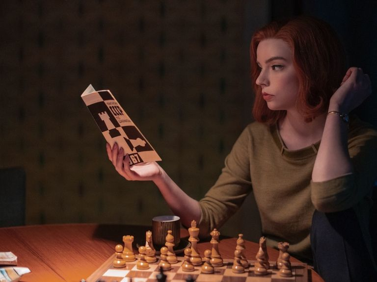Netflix wins big at Golden Globes as 'Queen's Gambit' keeps fueling chess sales: Monday Wake-Up Call