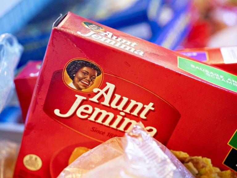 Brands want to replace racial stereotypes on packages. Not all customers agree