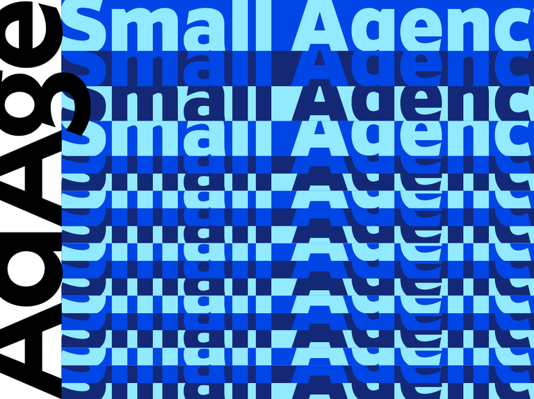 Small Agency Awards entries are now open