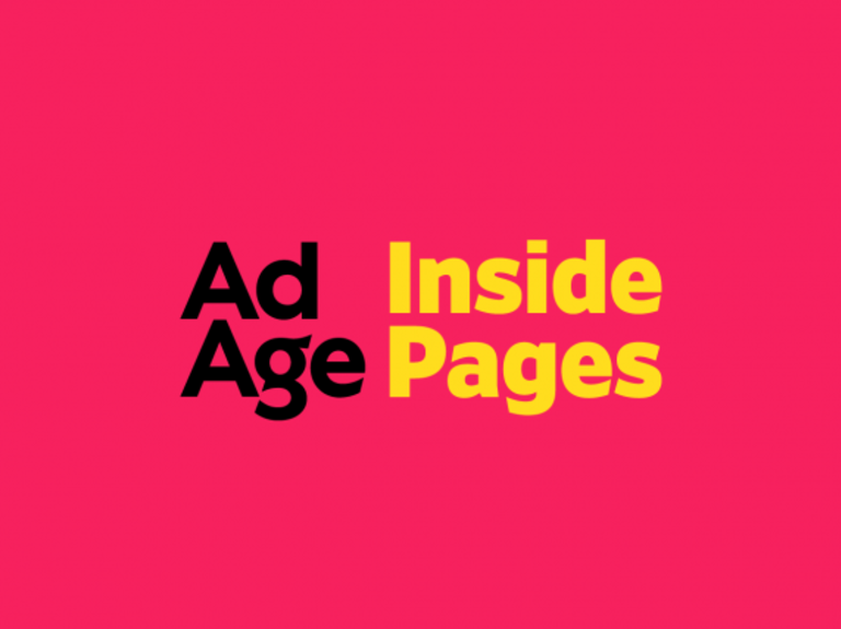 Ad Age Inside Pages