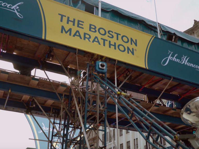 Grow broke all the records in a campaign for Adidas and the Boston Marathon