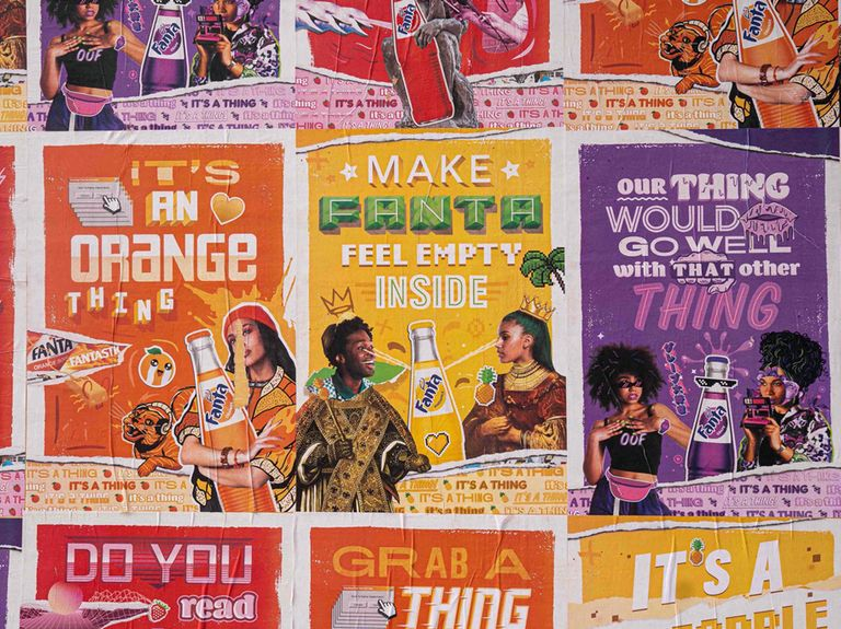 Preacher notched big creative victory for Fanta and sees continued revenue growth