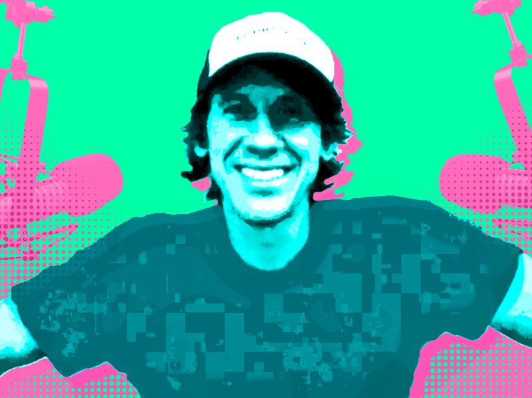 Foursquare's Dennis Crowley on fixing motorbikes, hot dog condiments—and running a Division IV soccer team