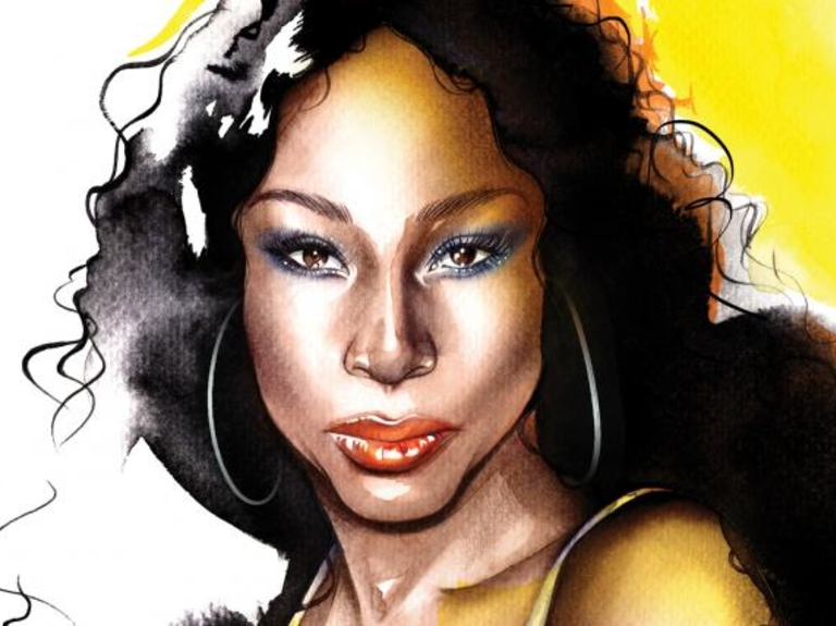 Q&AA: Angelica Ross has the mic