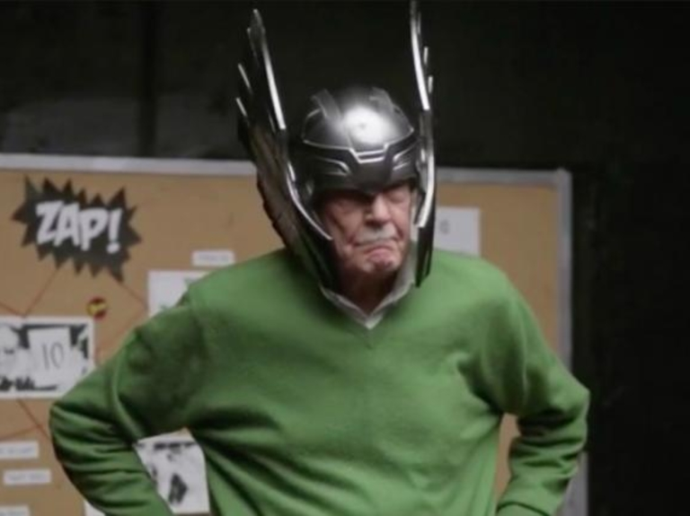Stan Lee hated bad car ads, and appeared in some pretty good ones